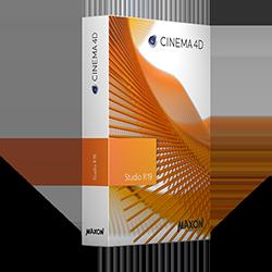 Cinema 4D Studio (min 3 licenses)*
