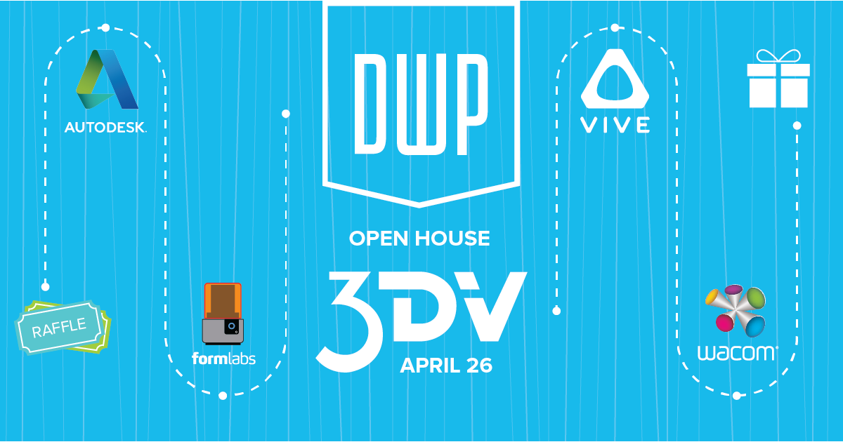 3DV Open House