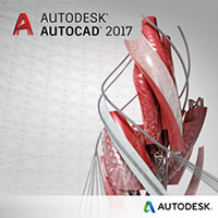 AutoCAD 2017 (Annual) Single-User w/Basic Support autodesk, autocad, 2017, 2016, 2015, 3d modeling, 3d rendering, dynamics, annual, pipeline, animation, rigging, cad, cam, engineering, architecture