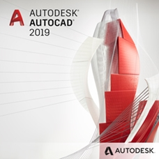 AutoCAD 2019 (Annual) Single-User w/Basic Support autodesk,autocad 2015,autocad 2016,autocad 2017, autocad 2018, 3d modeling, 3d rendering, dynamics, annual, pipeline, animation, rigging, cad, cam, engineering, architecture