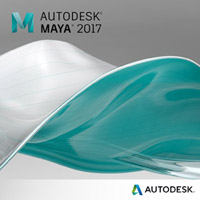 Maya 2017 (Quarterly) Single-User w/Basic Support autodesk, maya, 2017, 2016, 2015, 3d modeling, 3d rendering, dynamics, quarterly, pipeline, animation, rigging