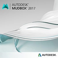 Mudbox 2017 (Annual) Single-User w/Basic Support autodesk, Mudbox, 2017, 2016, 2015, sculpting, 3d modeling, 3d rendering, dynamics, annual, pipeline, animation, rigging