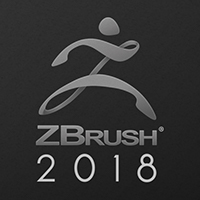 ZBrush® 2018 Educational zbrush, sculpting, pixelogic, 4r7, 4r8, newest, 3d, model, modeling, tool, Educational, student, edu