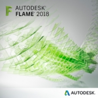 Flame 2018 (Annual) Single-User w/Basic Support autodesk, flame 2017,flame 2016, flame 2015, editing, 3d rendering, dynamics, annual, pipeline, animation, rigging, vfx, compositing