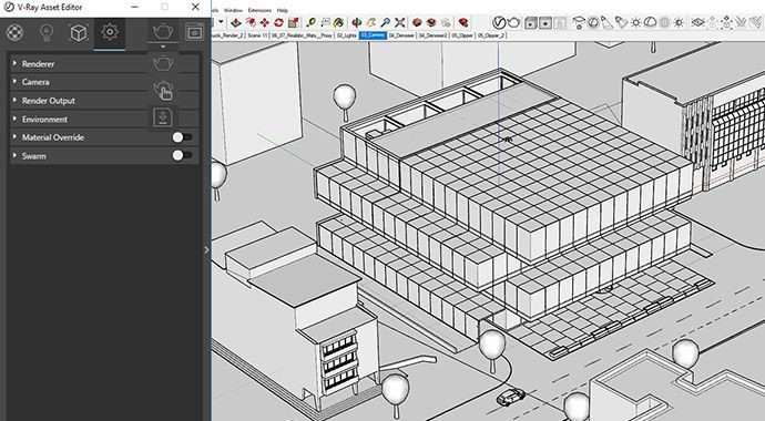 vray for sketchup 2018 system requirements