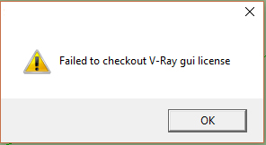 Troubleshooting V-Ray License Server