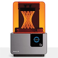 Form 2 - 3D Printer Formlabs, form 2, 3d printer, labs, Resin, material, materials, form 2, standard, engineering, castable, dental, general purpose, plastic