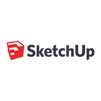 SketchUp Classic (Perpetual license) sketchup, sketch, up, high, fidelity, chaos, group, engineering, architecture, 3d software