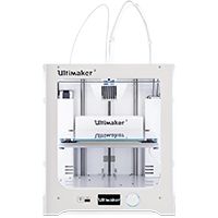 Ultimaker 3 Ultimaker 3, Ultimaker, 3D printer, Ultimaker 3D printer, 3D printing, desktop 3D printer, dual extrusion