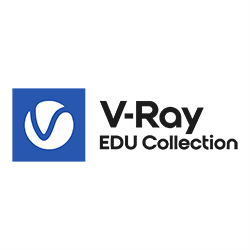 V-Ray Collection Educational (1 year license) v-ray, vray collection, 3ds, max, rendering, renderer, render, high, fidelity, chaos, group, EDU, educational, academic