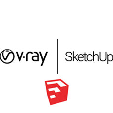 V-Ray Next for SketchUp  v-ray, vray, sketchup, sketch, up, rendering, renderer, render, high, fidelity, chaos, group, engineering, architecture. vray 3.0 sketchup