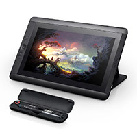 Wacom Cintiq 13HD Wacom, Cintiq, 13HD, artist, pen, display, photoshop, design, tool