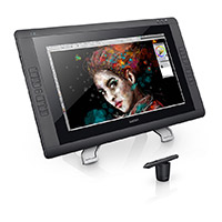 Wacom Cintiq 22HD Touch wacom, cinitiq, 22hd, touch, artist, pen, display, photoshop, design, tool