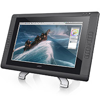 Wacom Cintiq 22HD wacom, cinitiq, 22hd, artist, pen, display, photoshop, design, tool