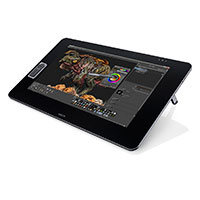 Wacom Cintiq 27QHD Touch wacom, cinitiq, 27qhd, touch, artist, pen, display, photoshop, design, tool