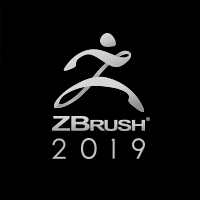 ZBrush® 2019 Educational zbrush, sculpting, pixelogic, 4r7, 4r8, newest, 3d, model, modeling, tool, Educational, student, edu